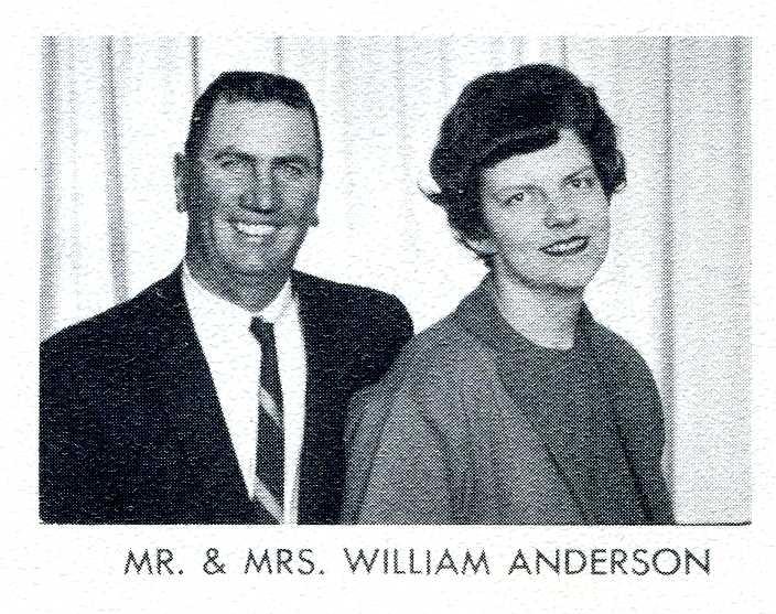 William W Bill Anderson