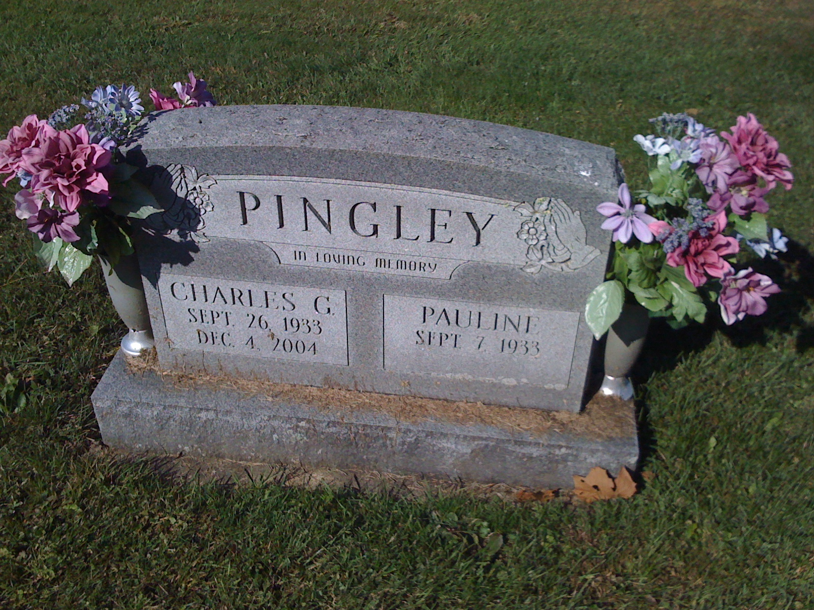 Charles Gale Pingley Find A Grave Memorial