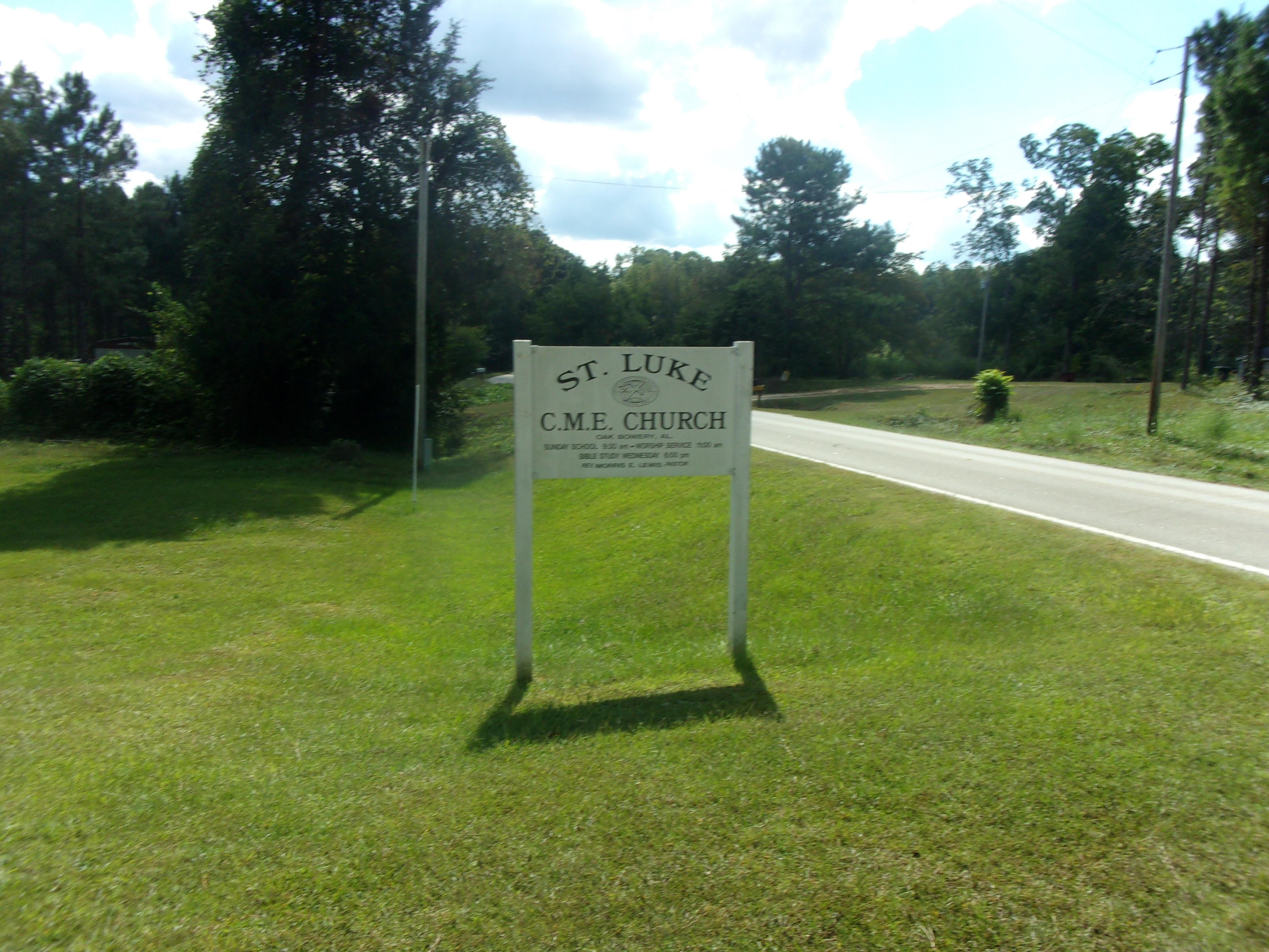 Saint Luke CME Church Cemetery