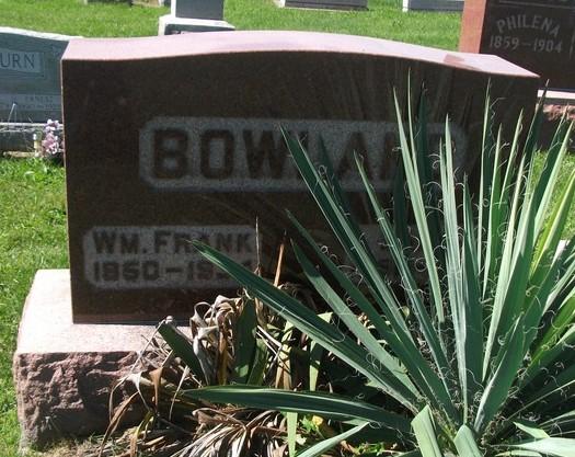 William Frank Bowland