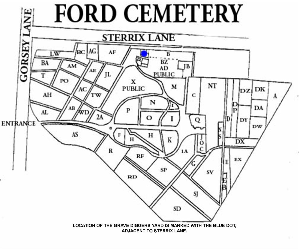 Find a grave millions of cemetery records and online for Find plot plan online
