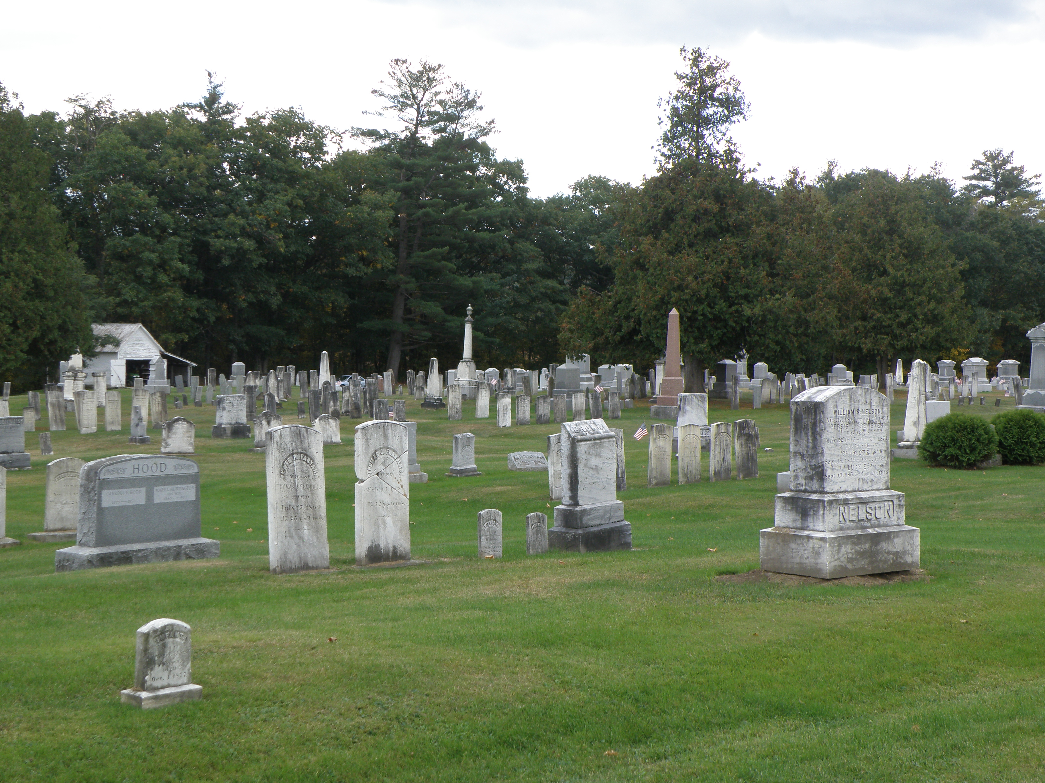 Upper Plain Cemetery