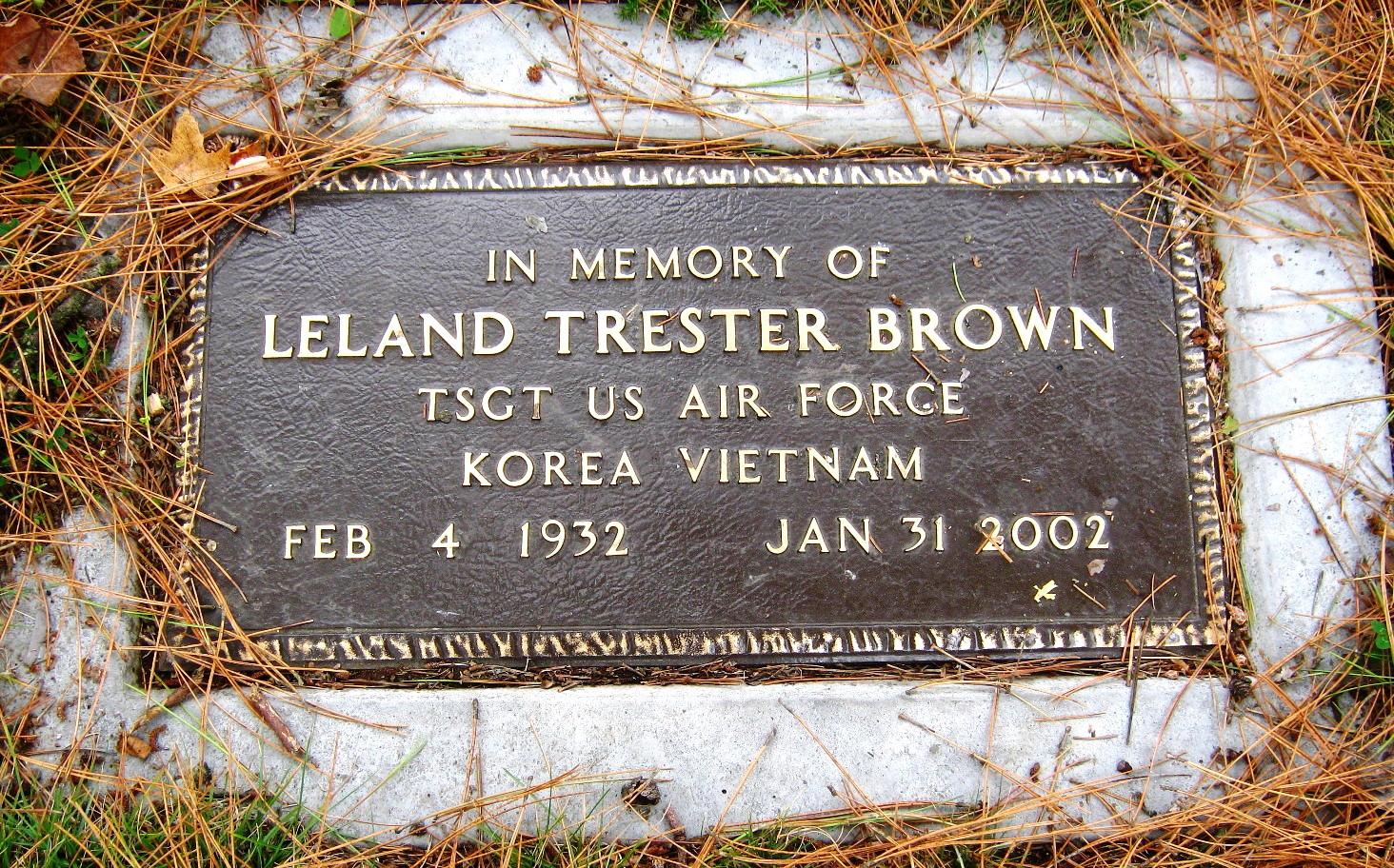 Leland Trester Brown