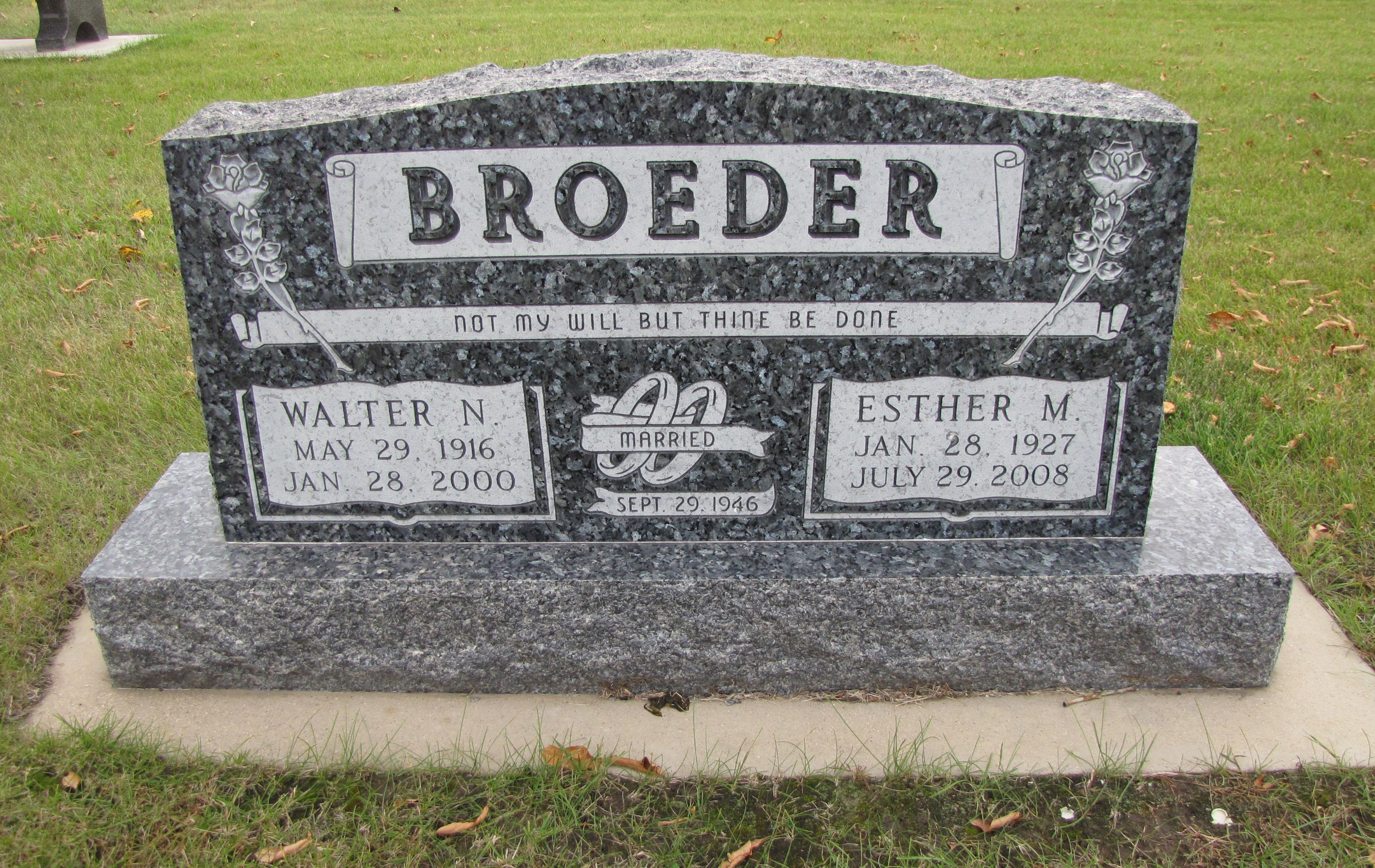 Esther Marie Broeder
