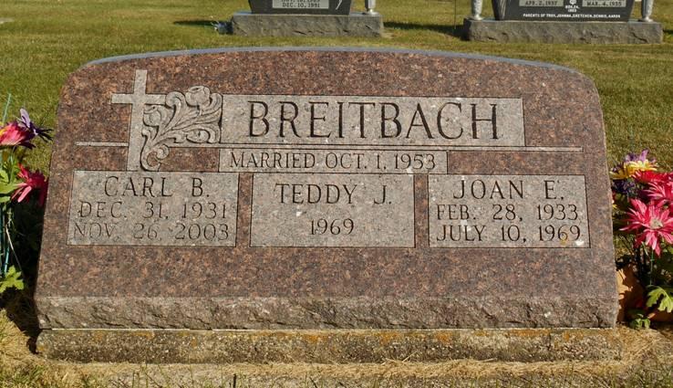 Carl B. Breitbach