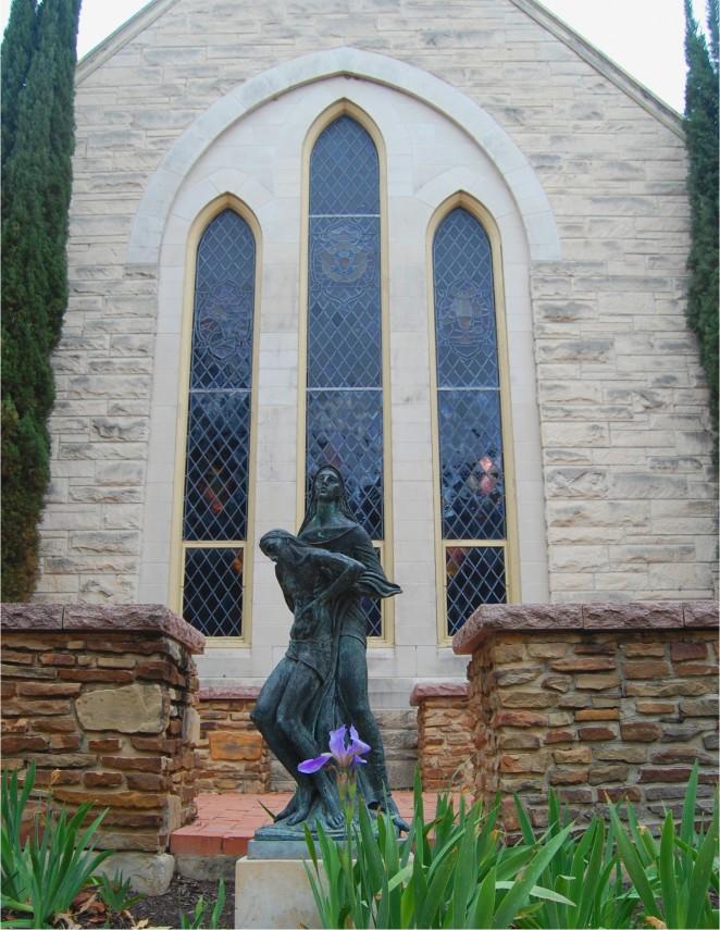 Episcopal Church of the Good Shepherd Columbarium