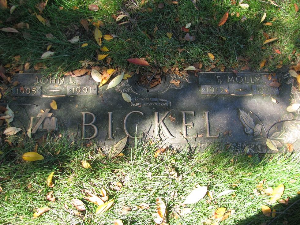 F Molly Bickel
