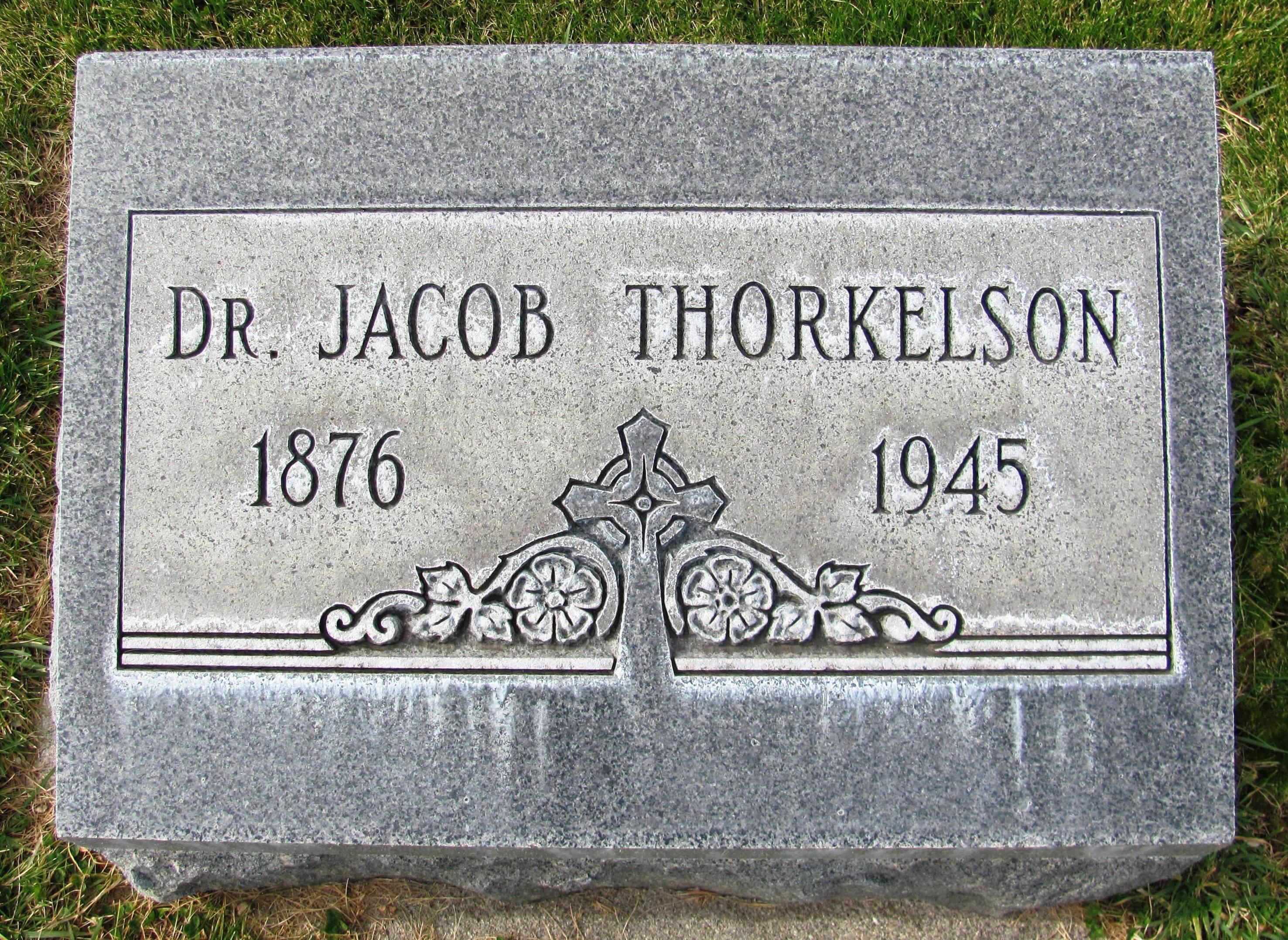 Jacob Thorkelson