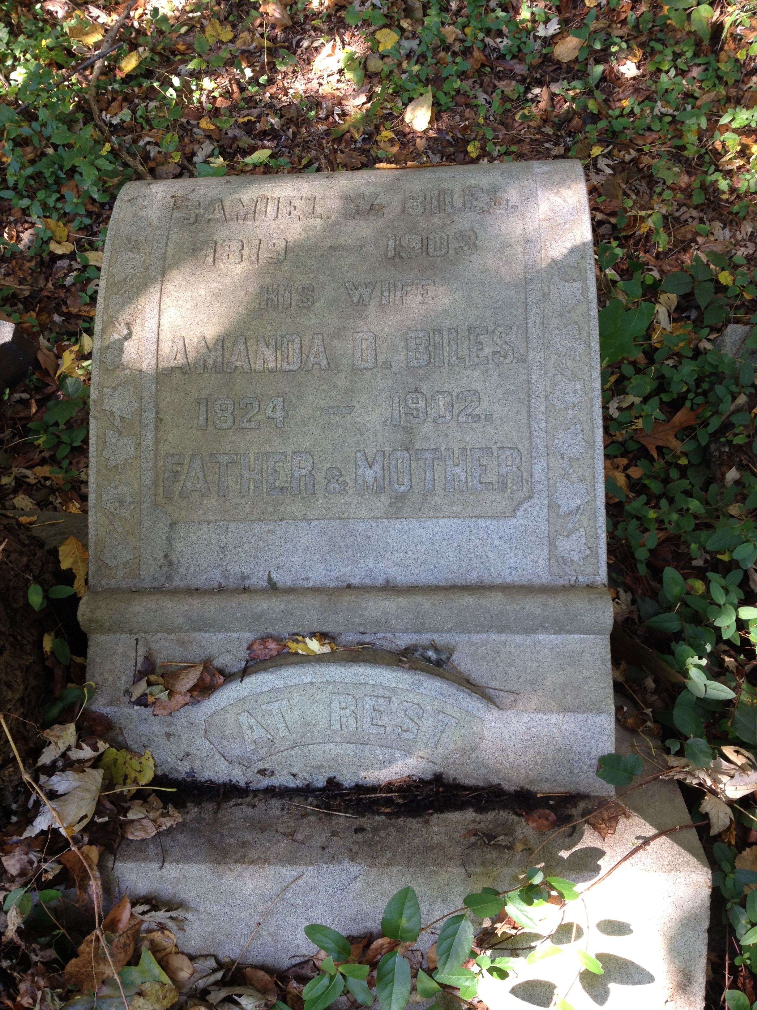 Samuel W. Biles