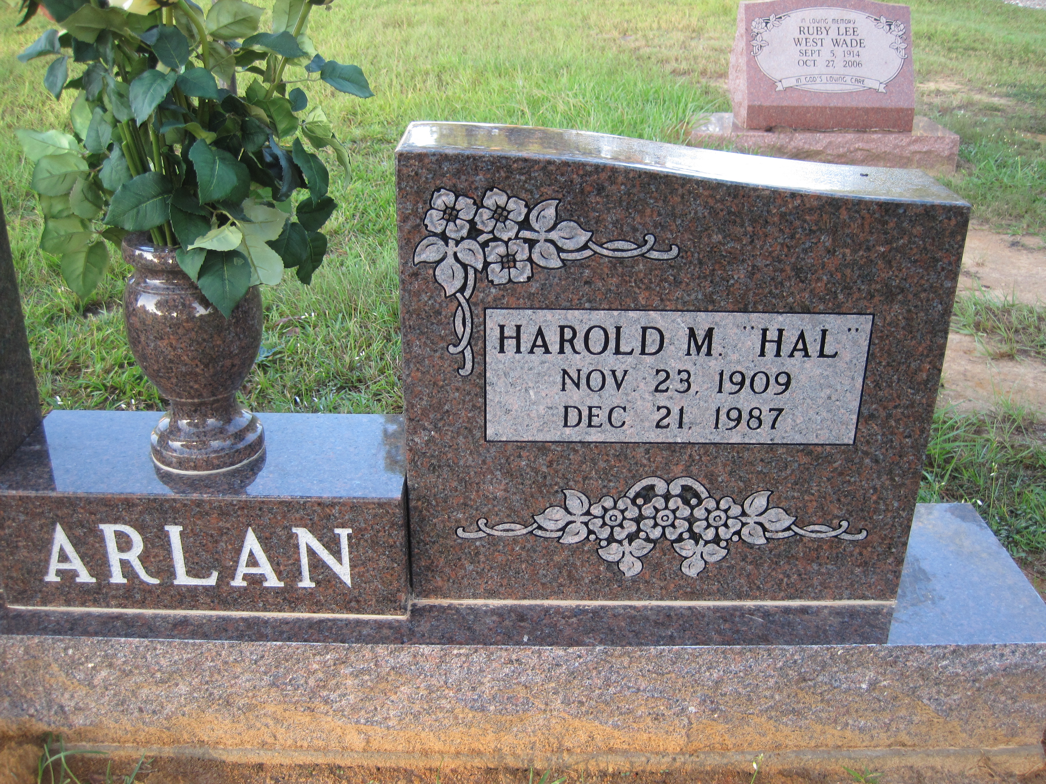 Harold Hal Arlan
