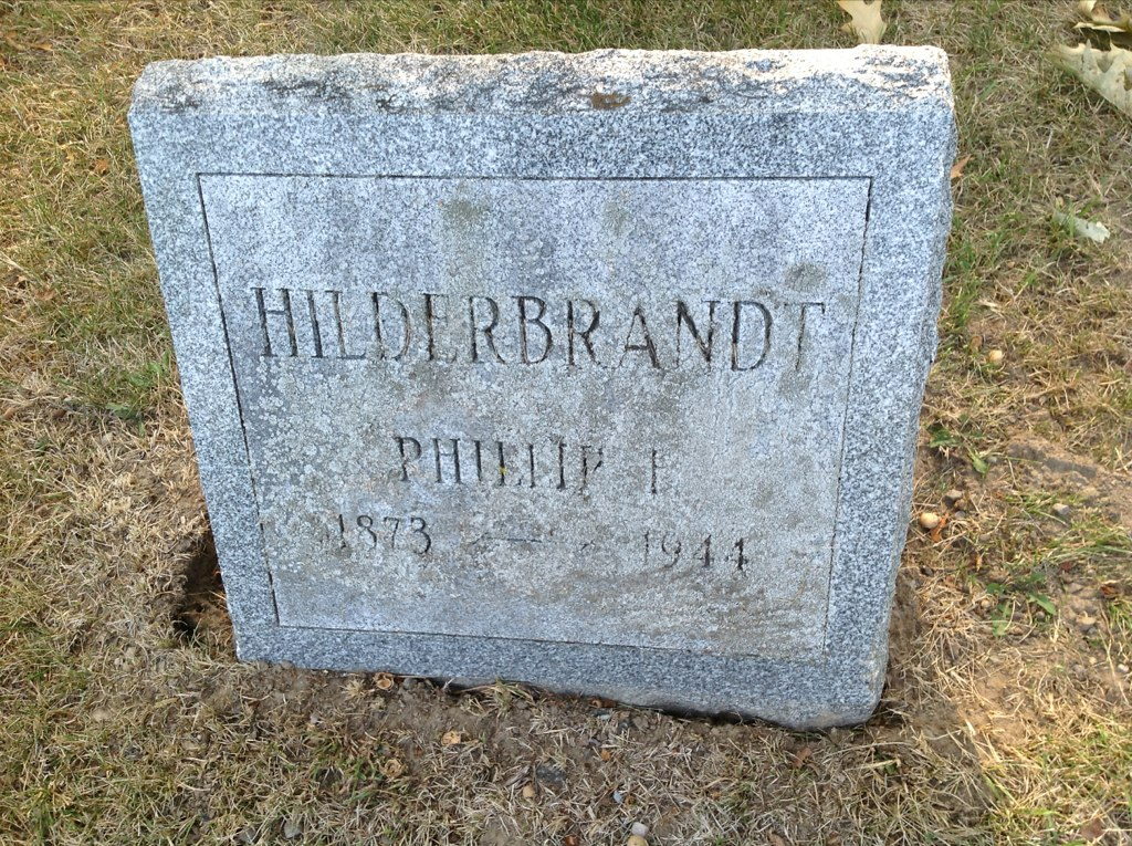 Phillip E Hilderbrant