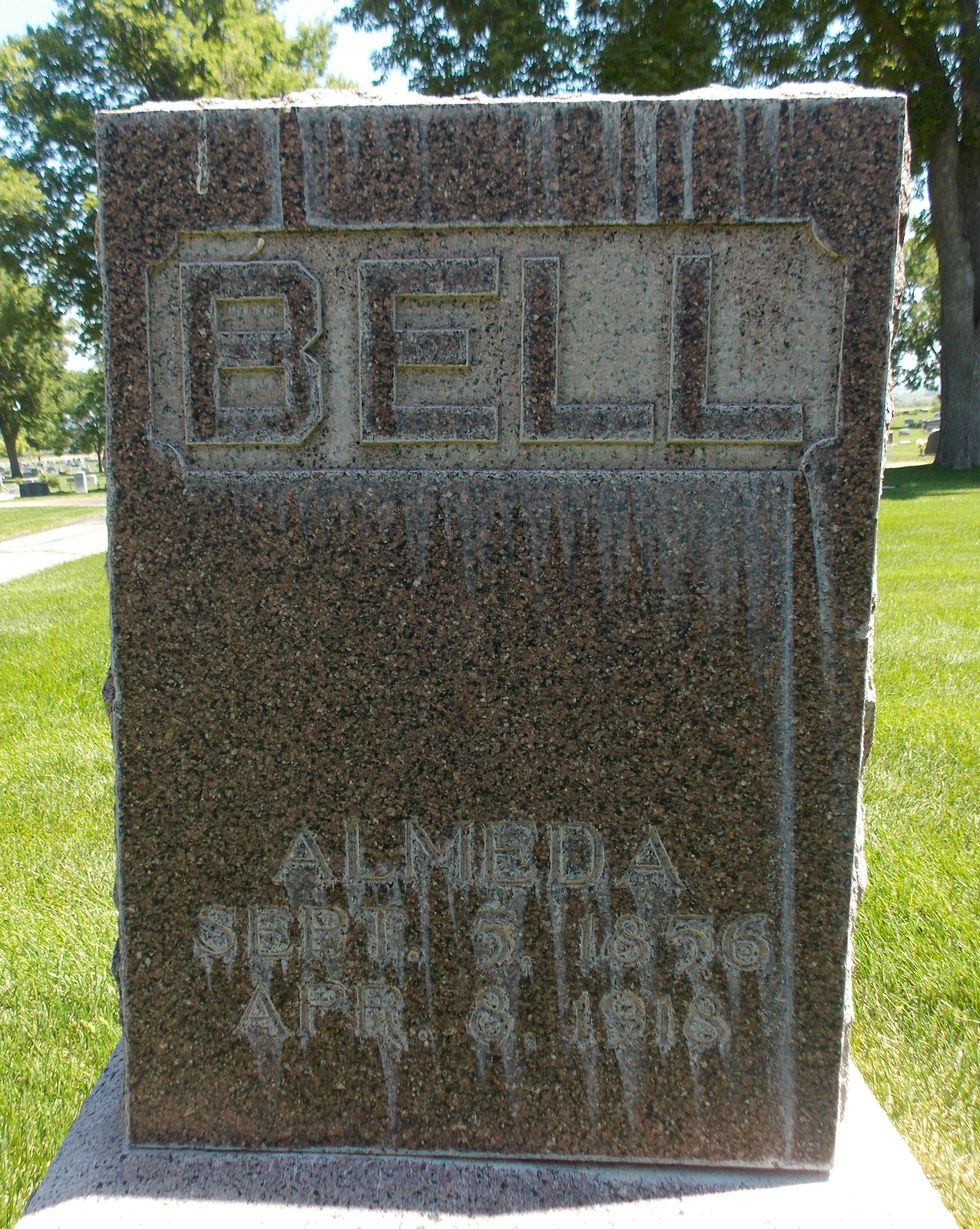Almeda <i>Wilburn</i> Bell