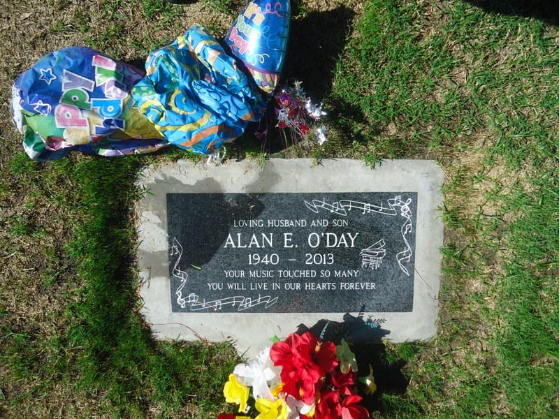 Alan E O'Day