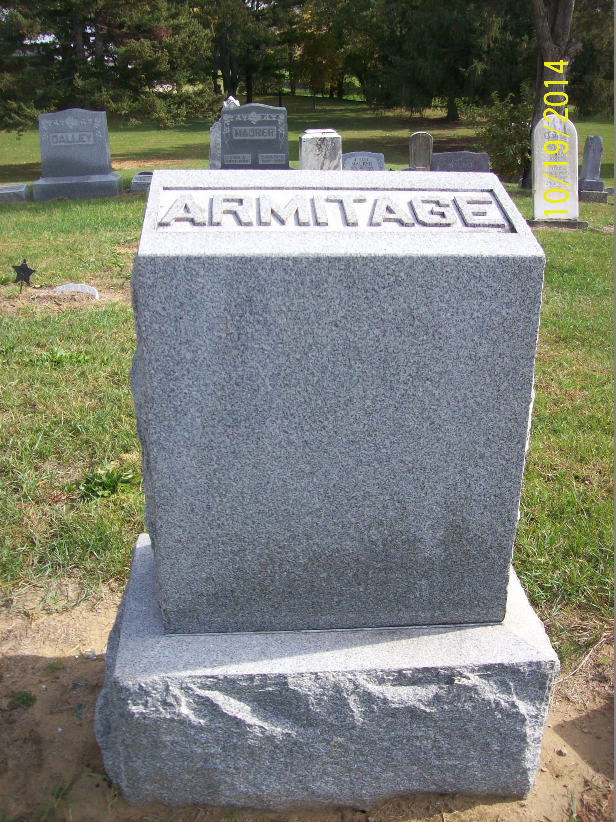 Thomas Armitage, Jr