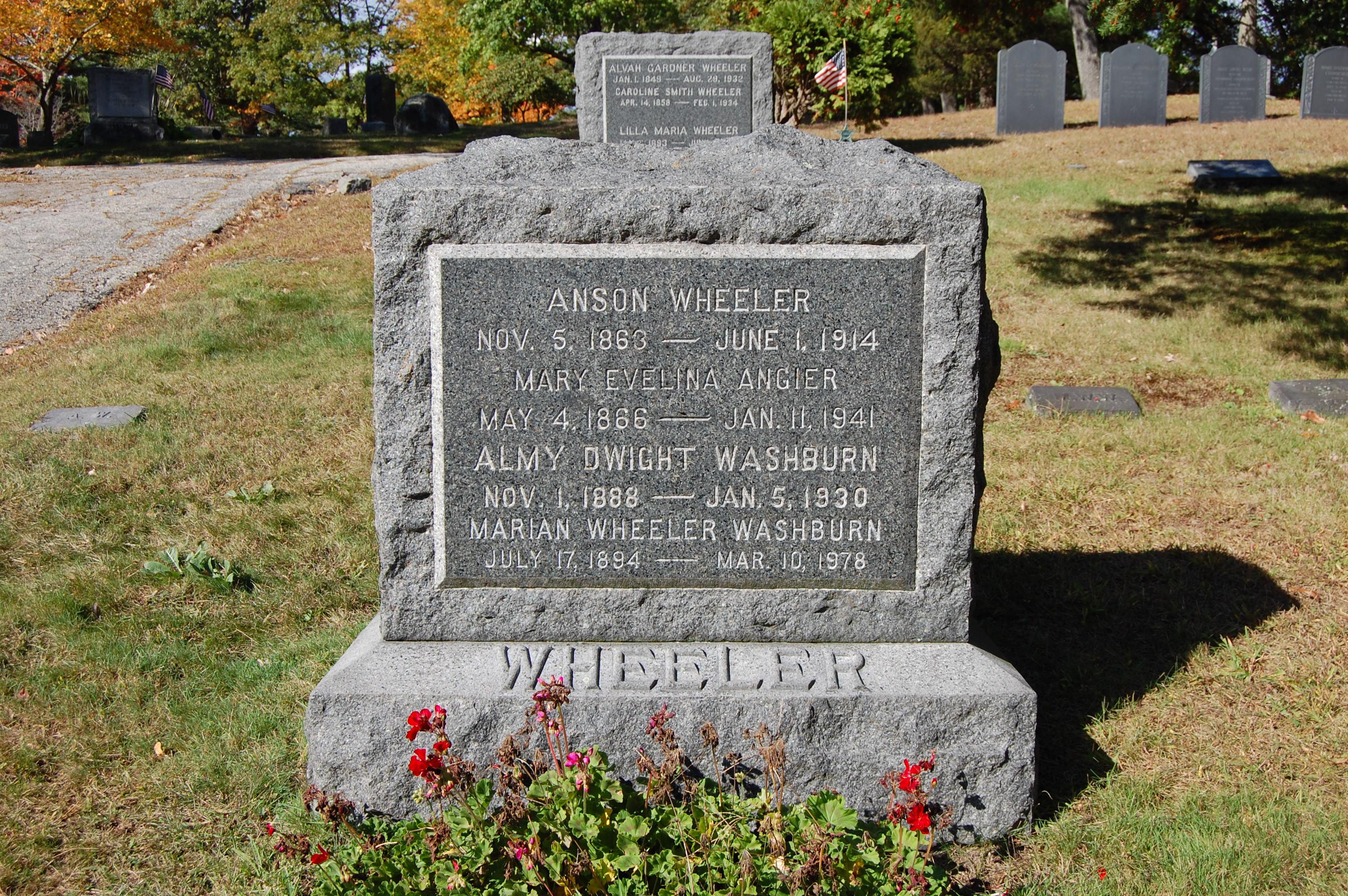 Anson Wheeler