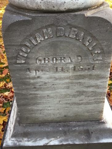 William D Bagley
