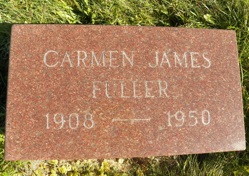 Carmen L <i>James</i> Fuller Jewell