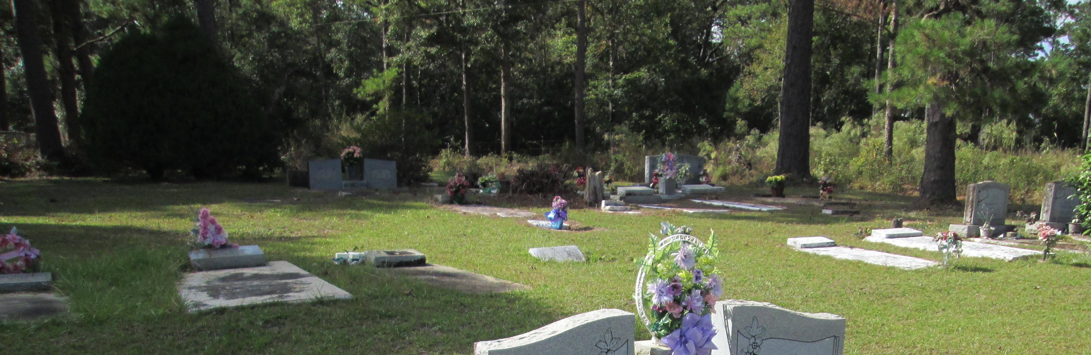 Hannatown Cemetery