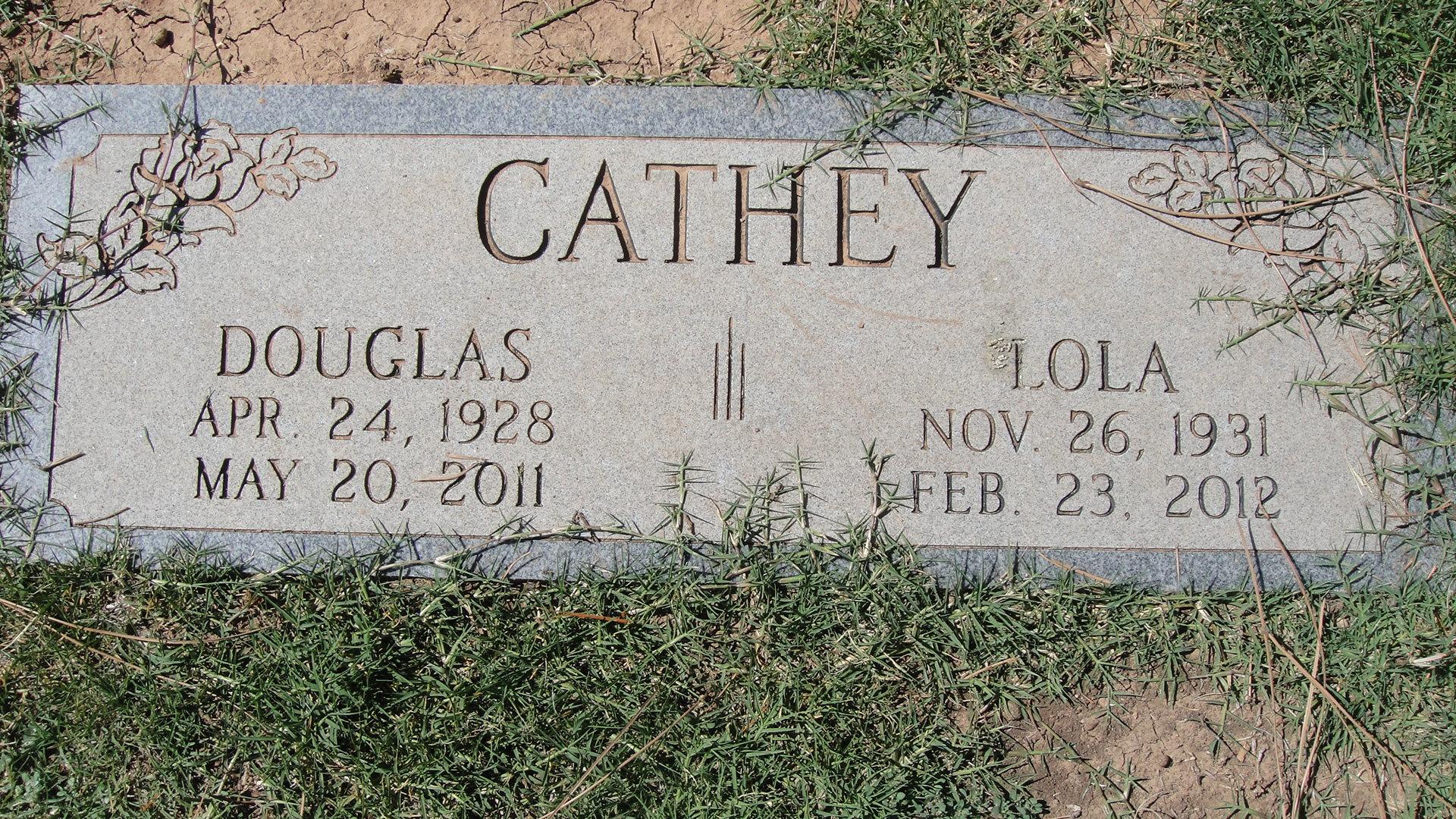 Lola Mae <i>Saunders</i> Cathey