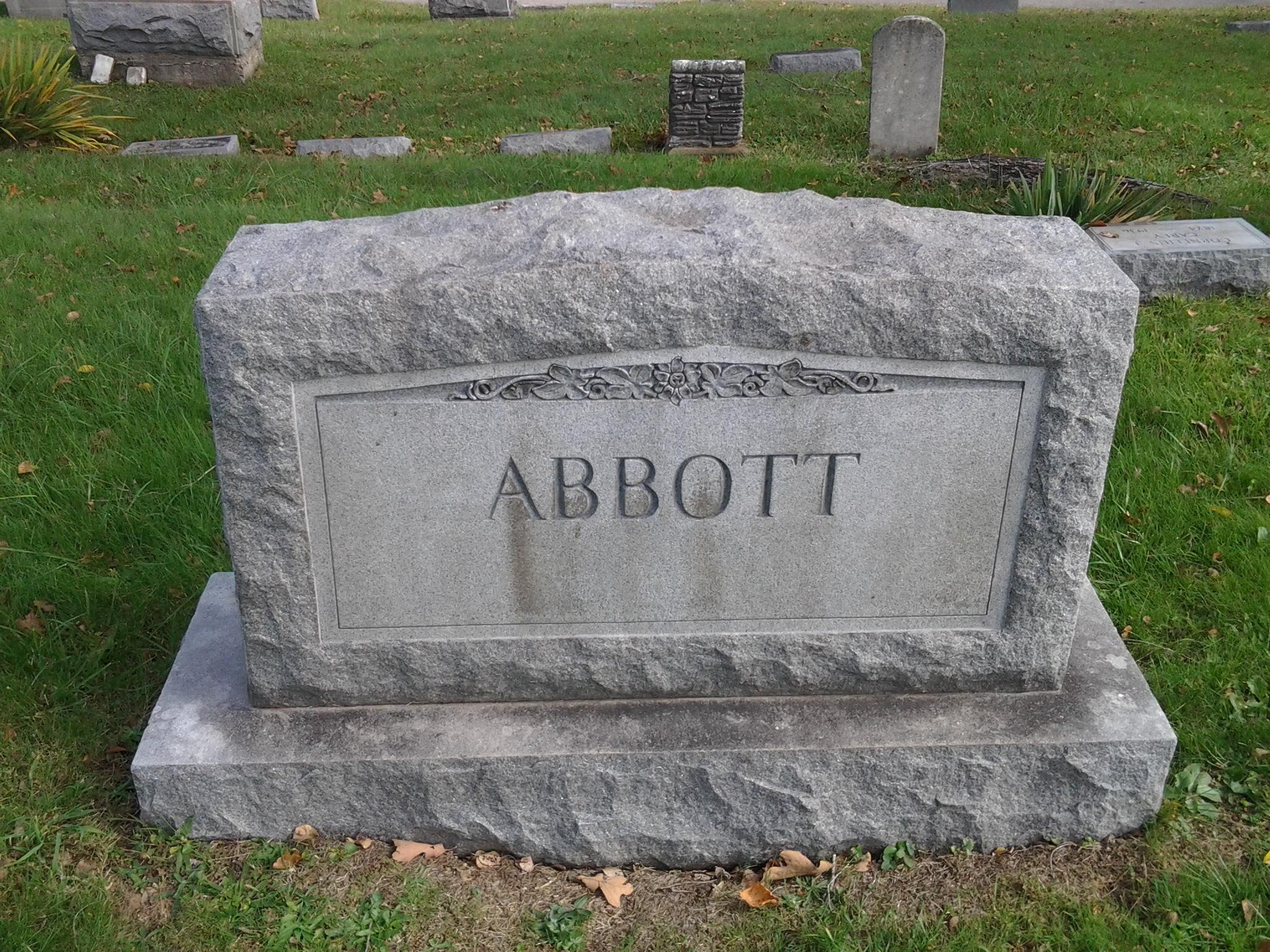 James Anderson Abbott