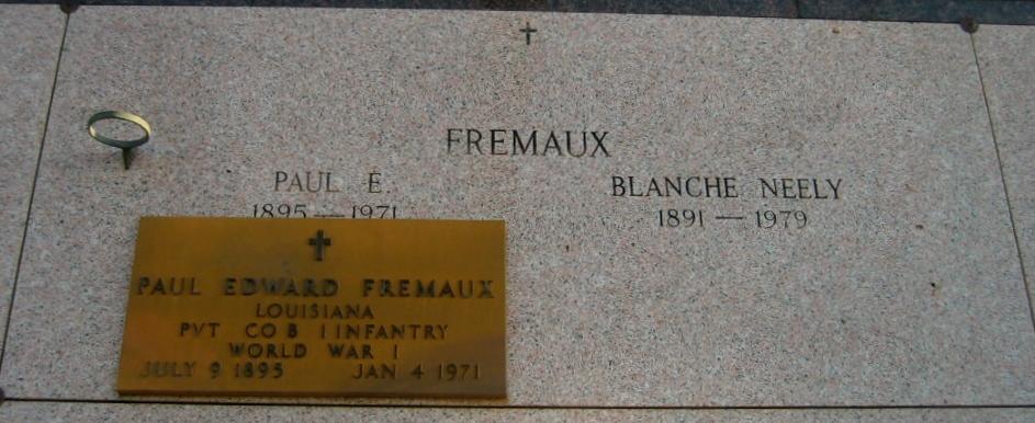 Paul Edward Fremaux