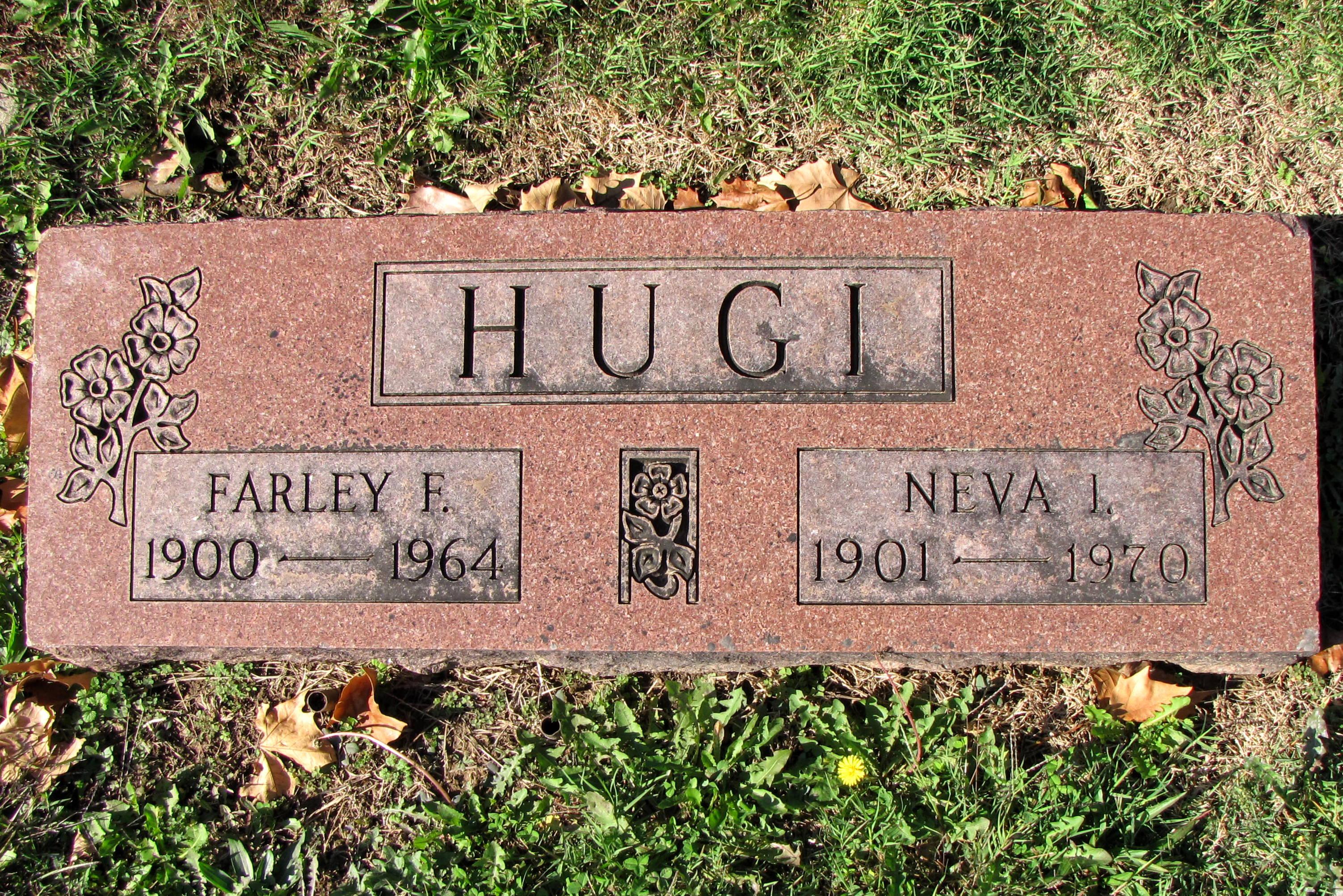 Farley Frederick Hugi (1900-1964) - Find A Grave Memorial