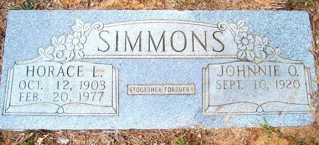 Horace L Simmons