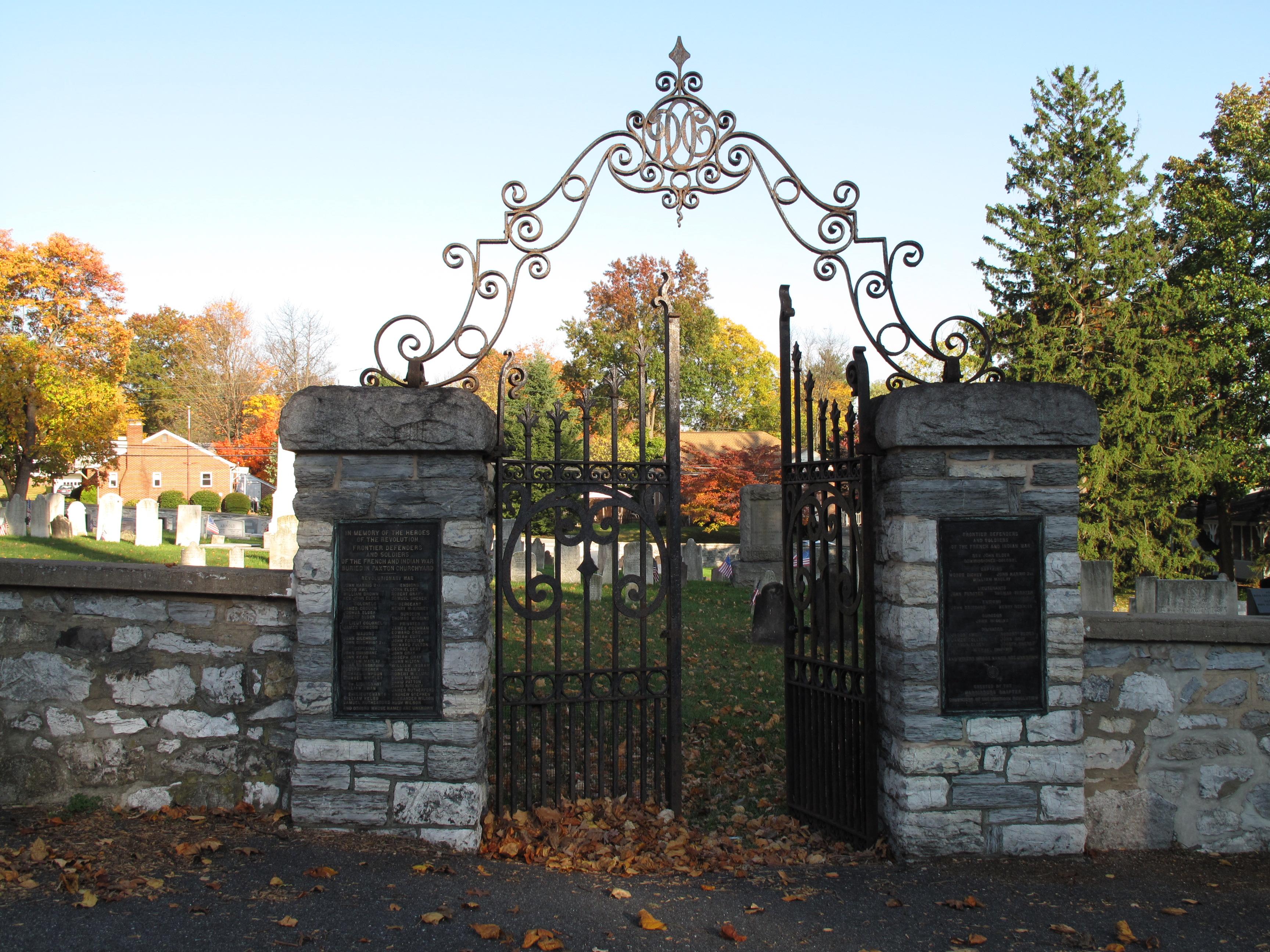 Paxton Presbyterian Churchyard
