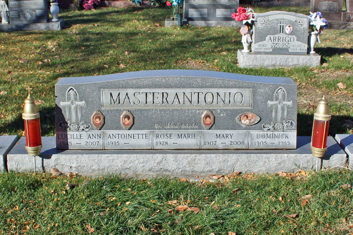 Dominick Masterantonio 1905 1985 Find A Grave Memorial