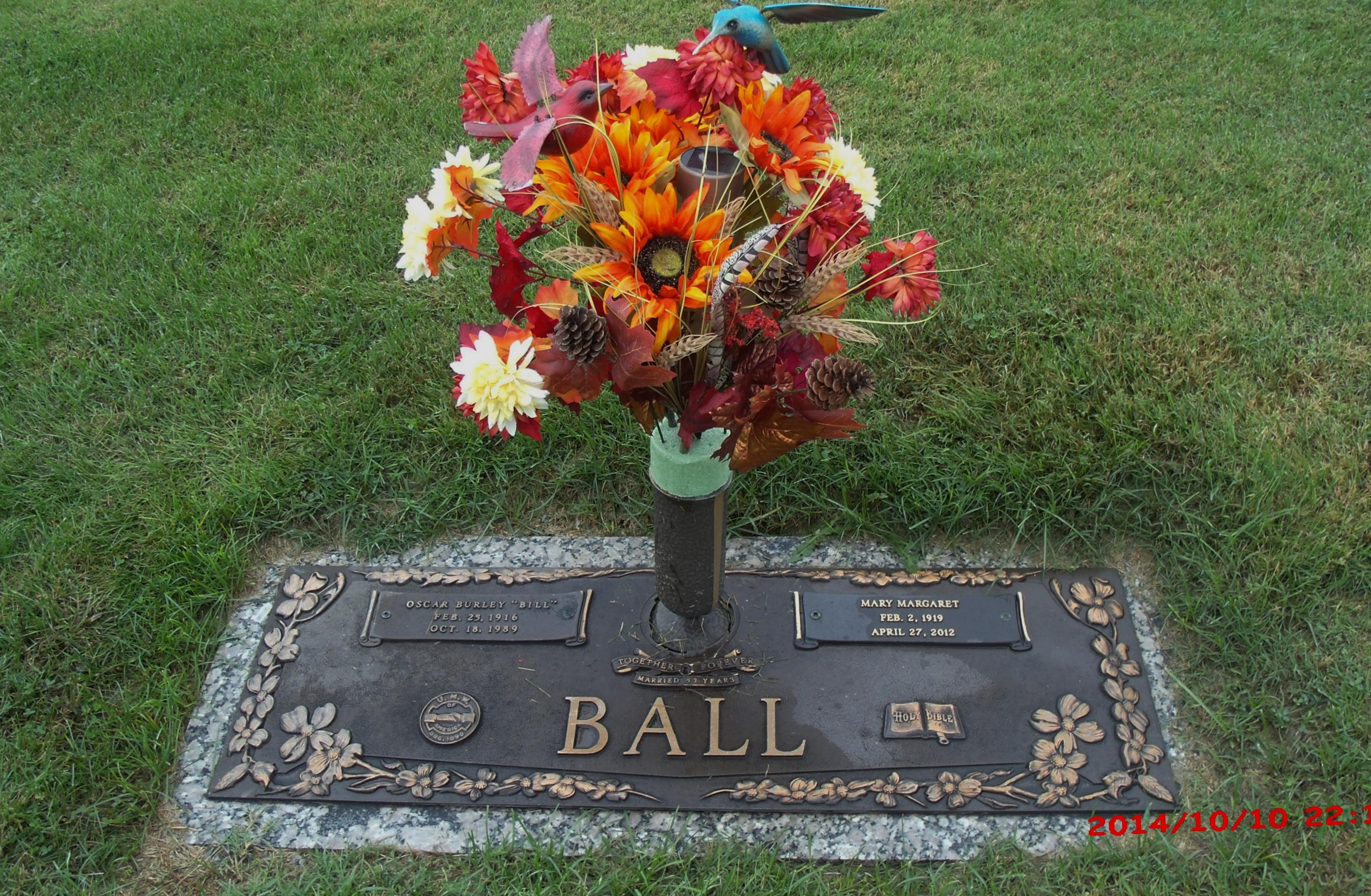 Mary M. <i>Sprinkle</i> Ball