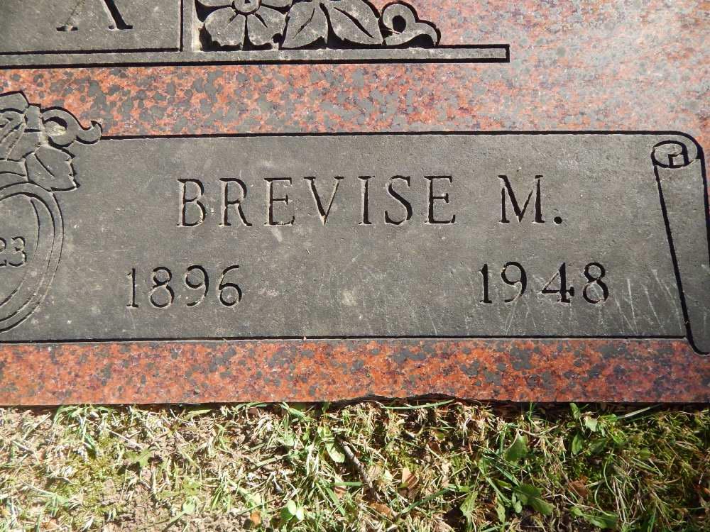 Brevis Marshall Cox