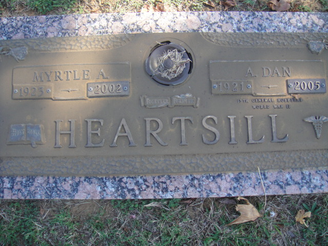 Myrtle A. <i>Stamps</i> Heartsill