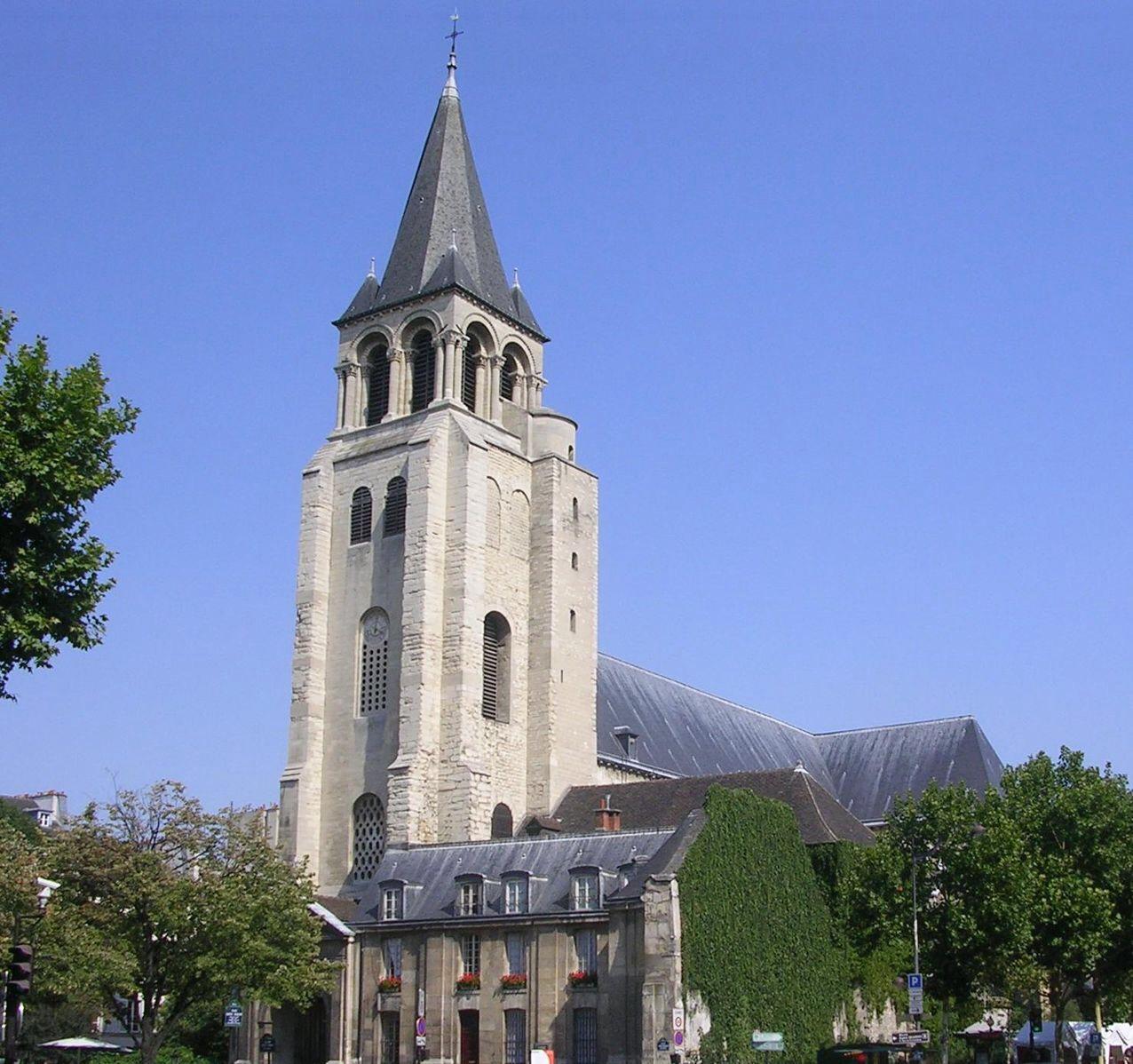 Saint-Germain-des-Prés Church
