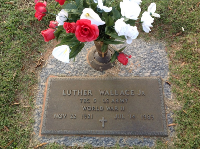 Luther Wallace, Jr