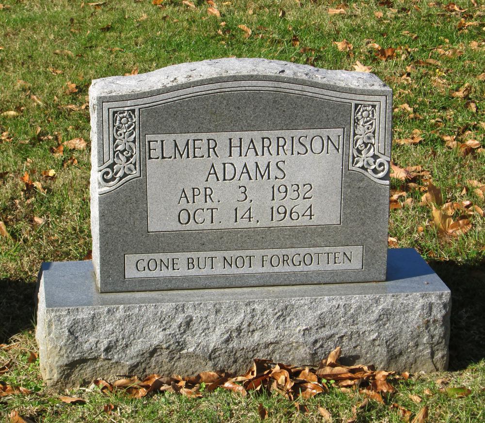 Elmer Harrison Adams