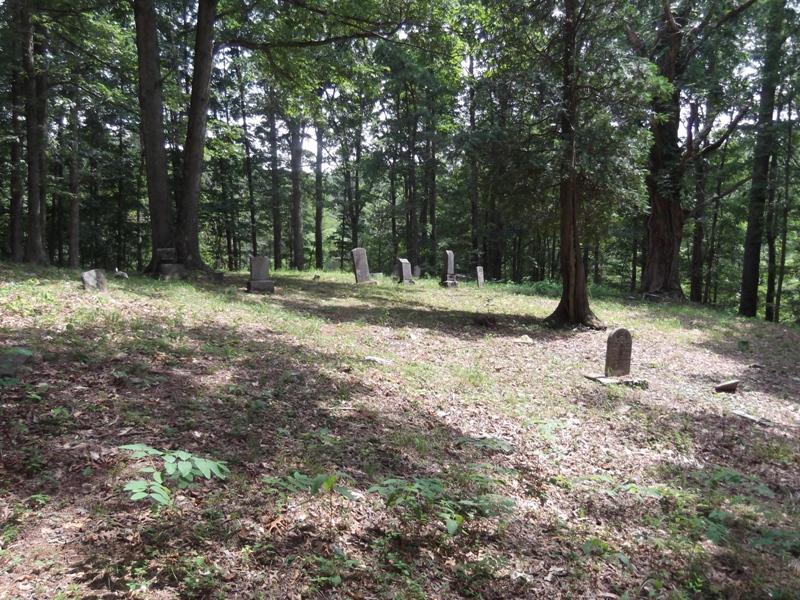 Catherine Haught Cemetery