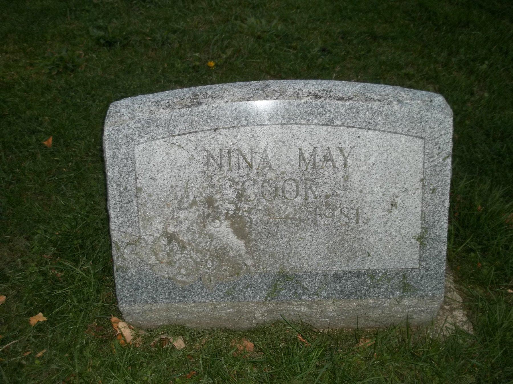 Nina May Cook