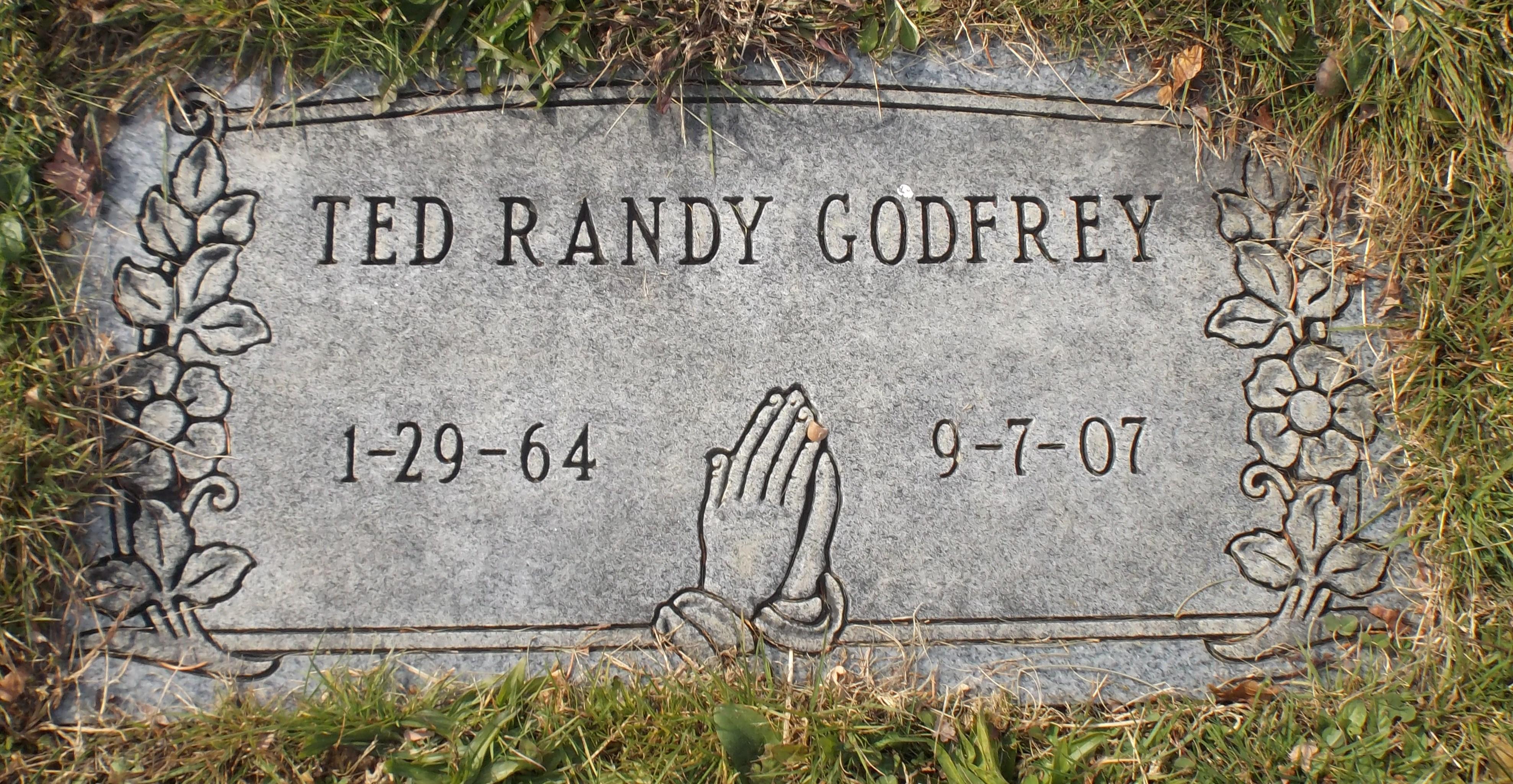 Ted Randolph Randy Godfrey