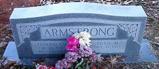 Billie Maxine <i>Hardy</i> Armstrong