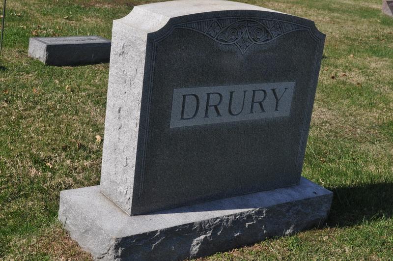 Elijah Henry Drury