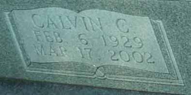 Calvin Coolidge Briscoe
