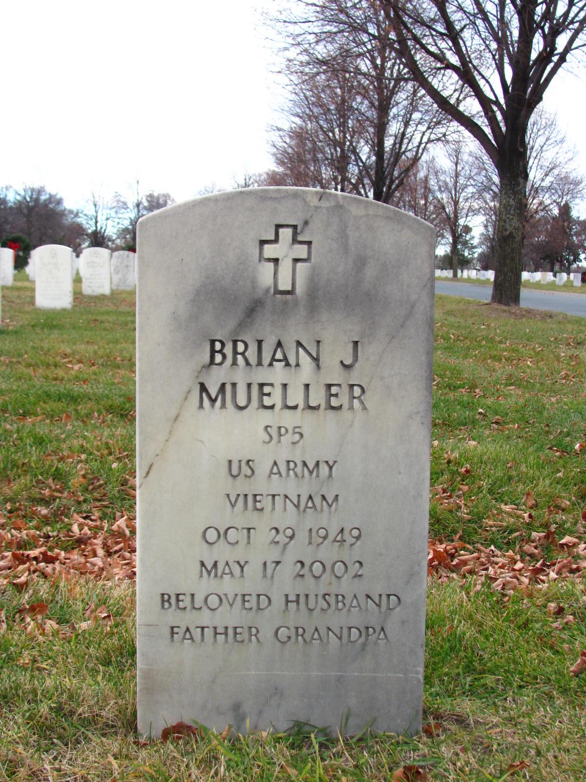 Brian J Mueller