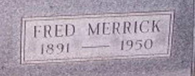 Fred Merrick Barnard, Sr