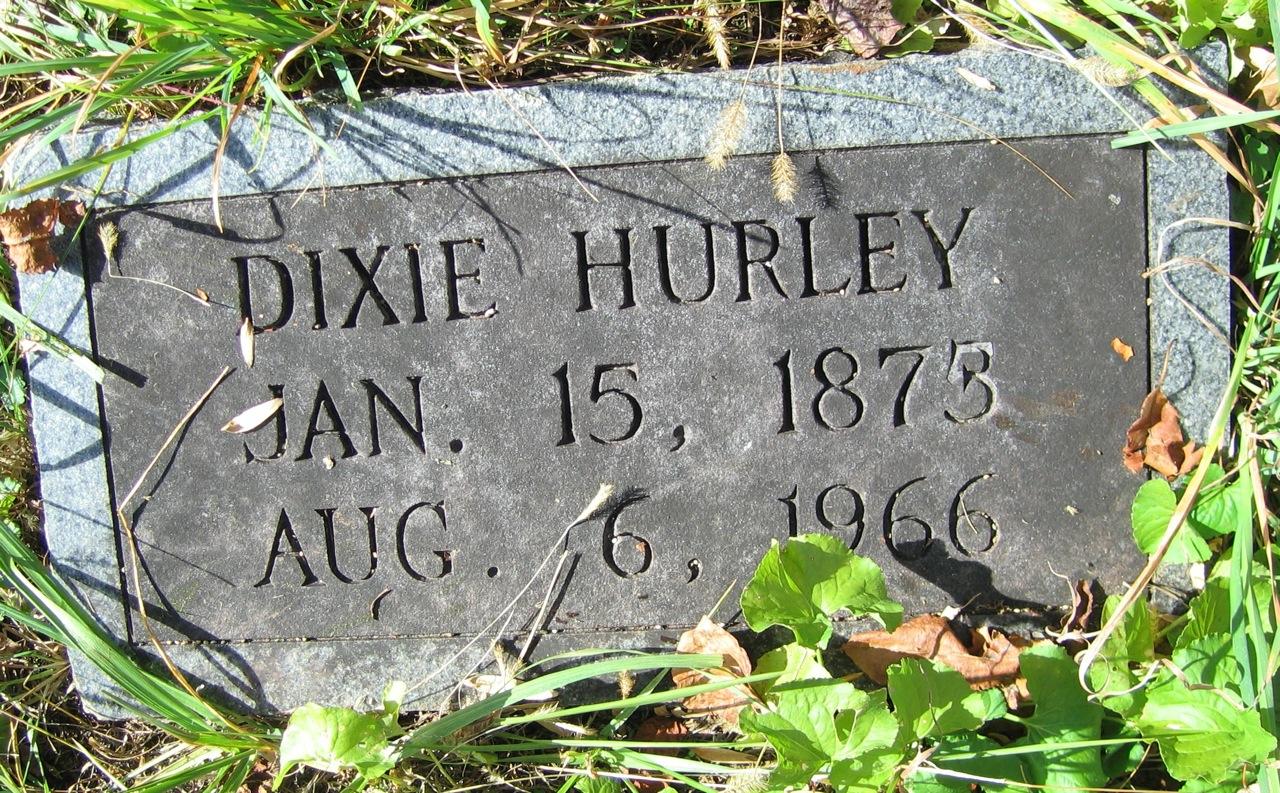 Dixie <i>Jones</i> Hurley