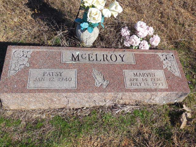 Marvin McElroy