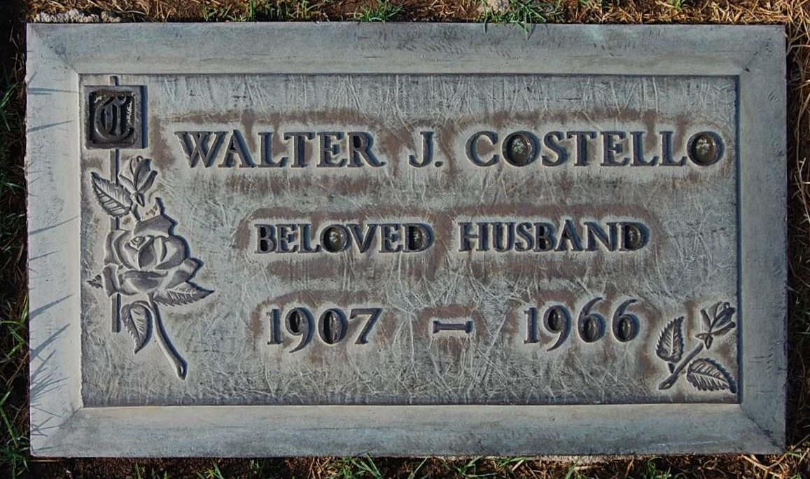 Walter Joseph Costello