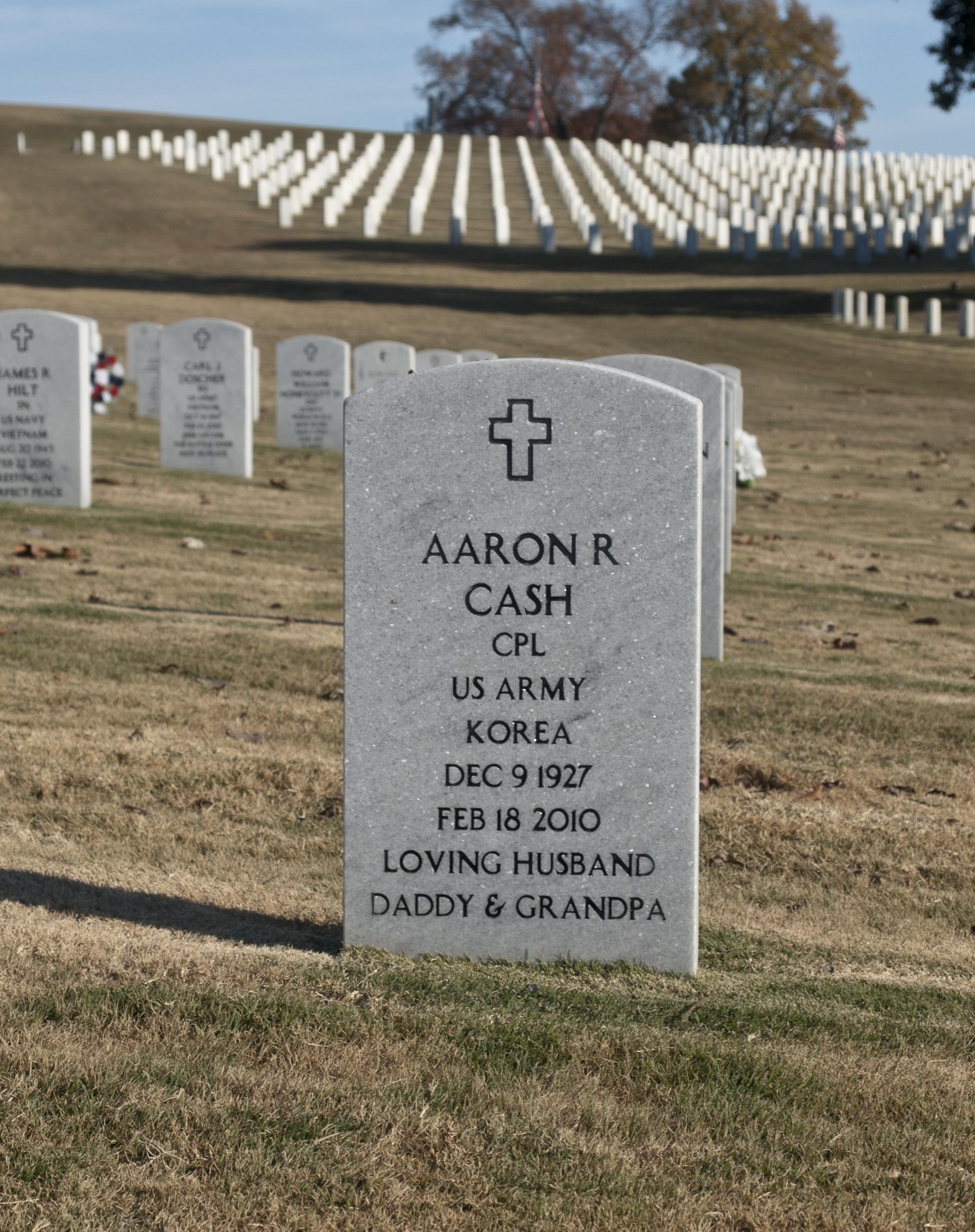 Aaron Rufus Cash