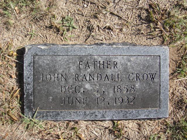 John Randall Crow