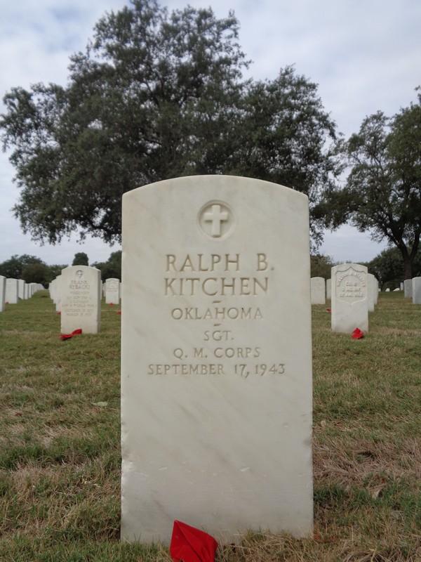 Ralph B Kitchen