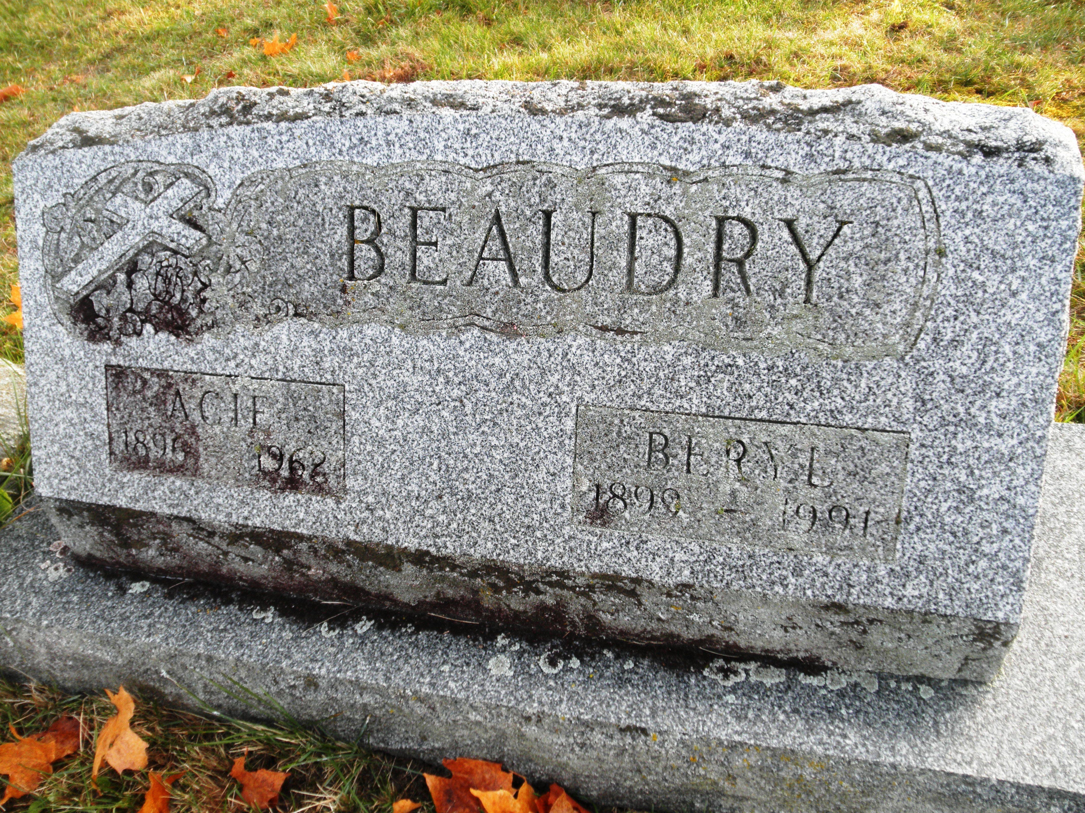 Acie Beaudry